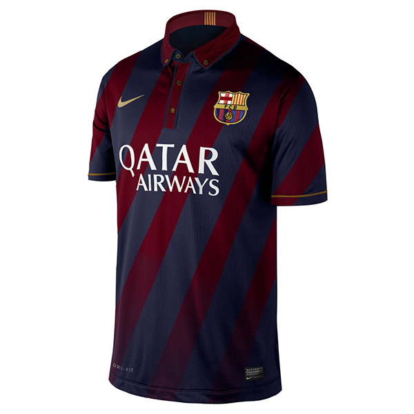 32b7ea55a40 Fc Barcelona. Nike concept jerseys on Behance