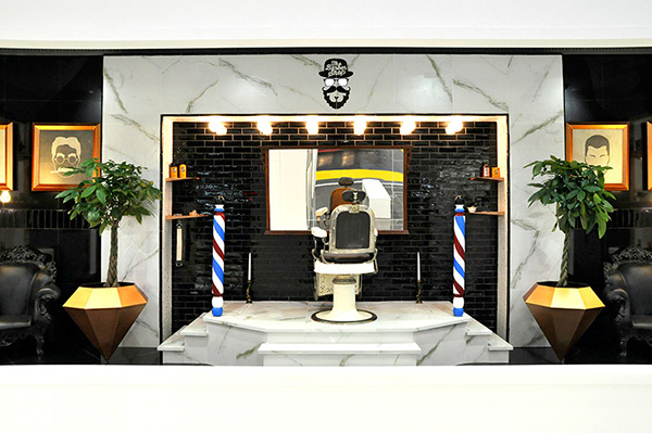 BARBER SHOP INTERIOR DESIGN CONCEPT FOR CEVISAMA - DURSTONE AMBIENCE ...