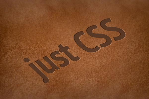css3 effects tool Web freebie typograph UI depth elegant Headline text-shadow type