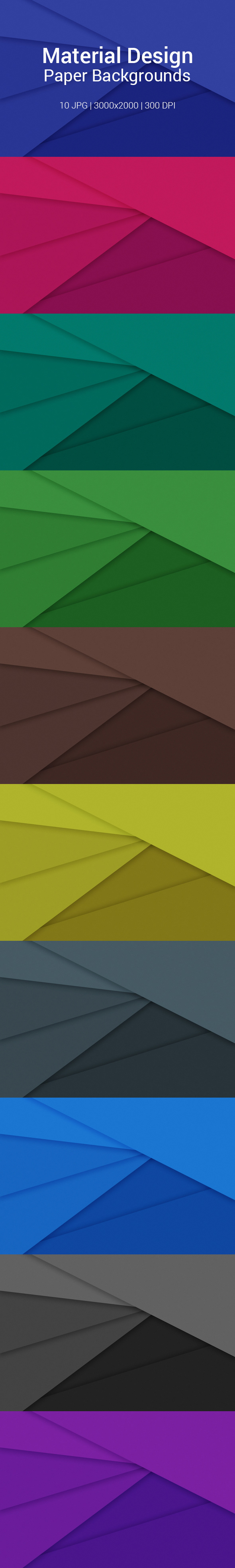 material design android backgrounds modern colorful paper abstract app Website geometric