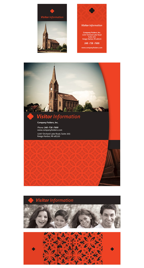We Hope You Enjoyed This Free Church Visitor Card Folder Design Template For Adobe Photoshop
