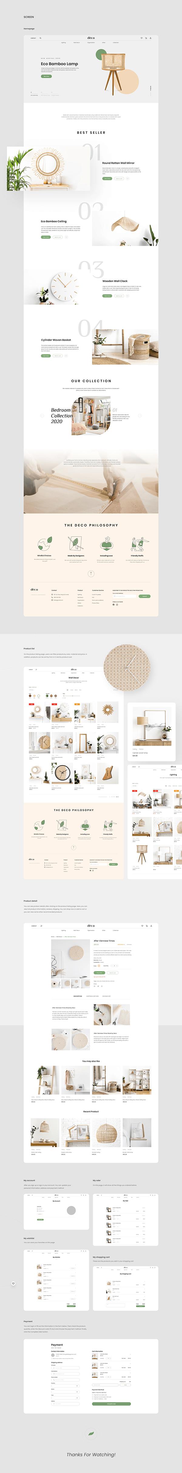 Home Decor Website | Deco