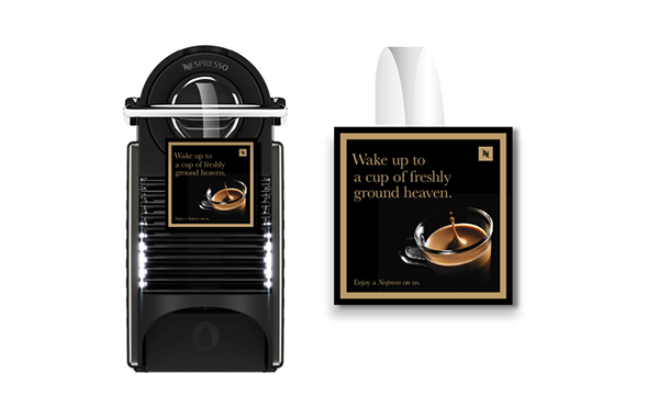 nespresso b2b Nespresso business solutions by lynette chua ooh target customers 1 retail & customer service 2 health & beauty 3 finance & general management 4 airlines.