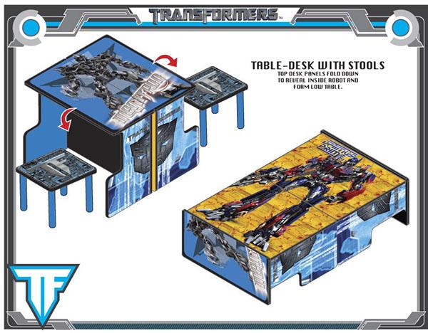 Transformers Transforming Furniture On Behance
