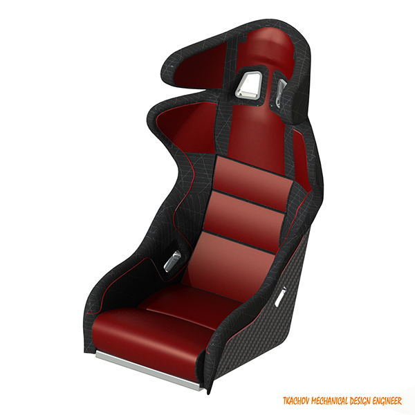 RACING SEATS FOR CAR SOLIDWORKS on Behance