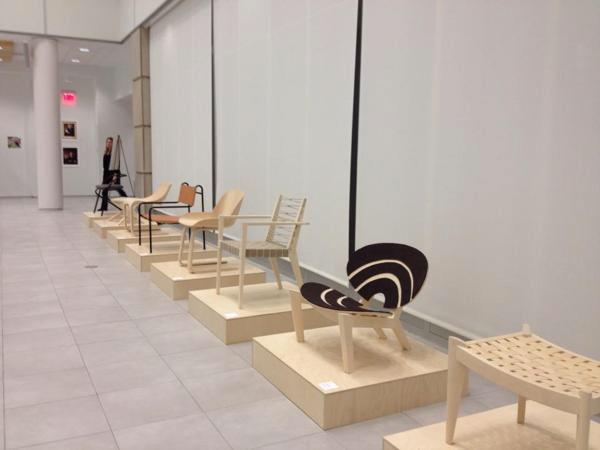The Ripple Chair On Behance