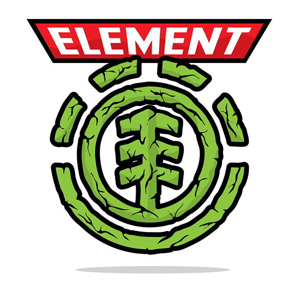 Skateboard Live Wallpaper: Element Logo Flips On Behance