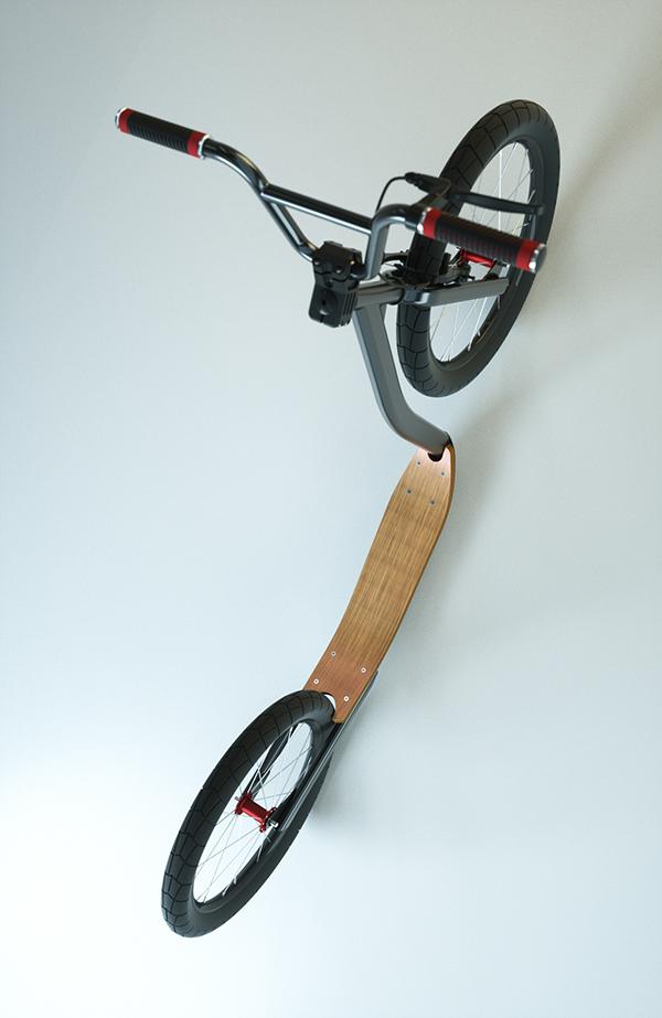 kick bike, trot design 14140523380243.56322b8bc56cb