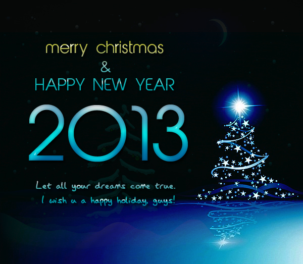 Christmas Card 2015 New Year 2015 On Behance