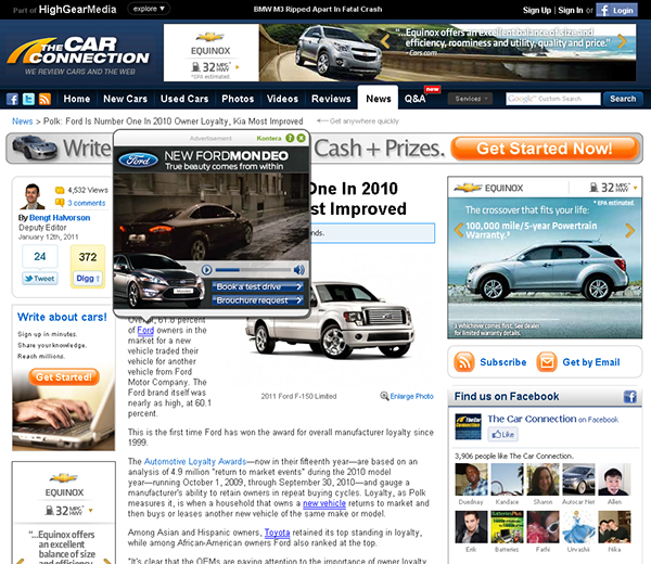 banners ads Flash