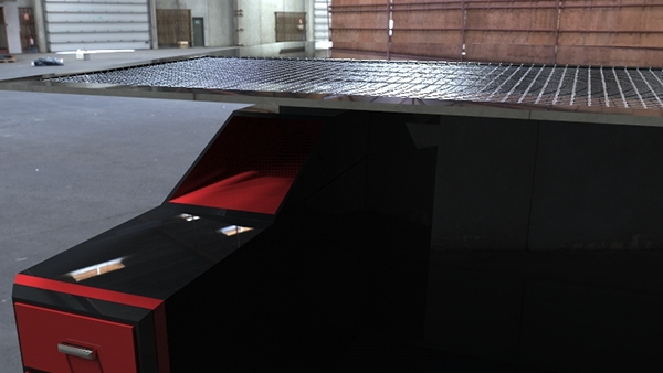 Chaise de bureau en cuir noir à vendre à cap rouge lespac