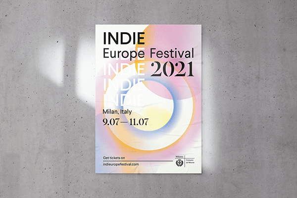 INDIE EUROPE MUSIC FESTIVAL 2021