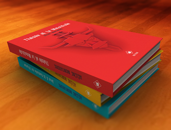 Book Cover Graphism : Mythology book cover on behance
