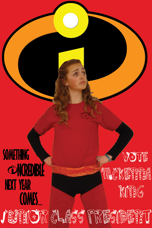 The gallery for --> Student Council Secretary Poster Ideas
