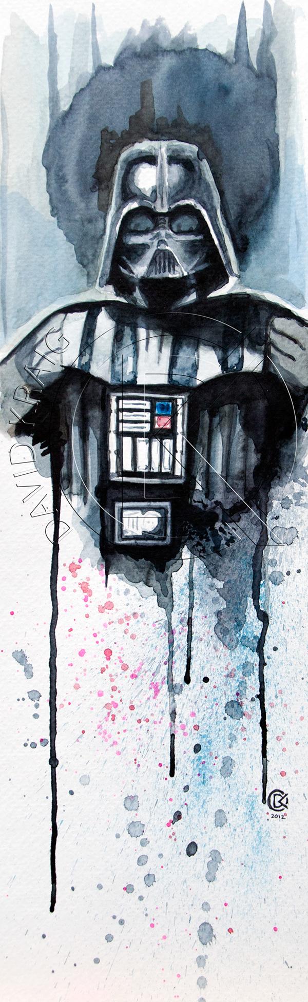 Darth Vader on Behance
