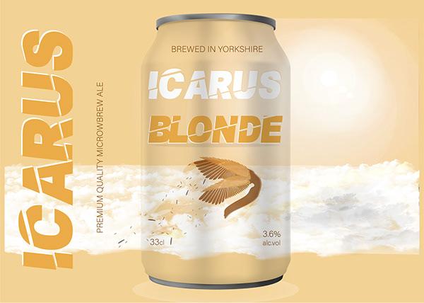 Independent Beer Packaging Design