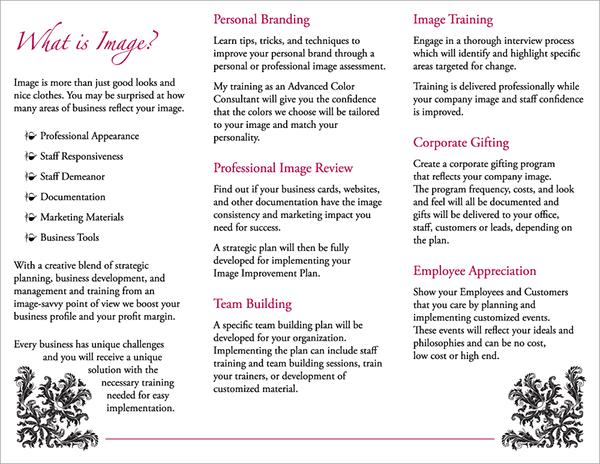 Branding for Image Consultant on Behance