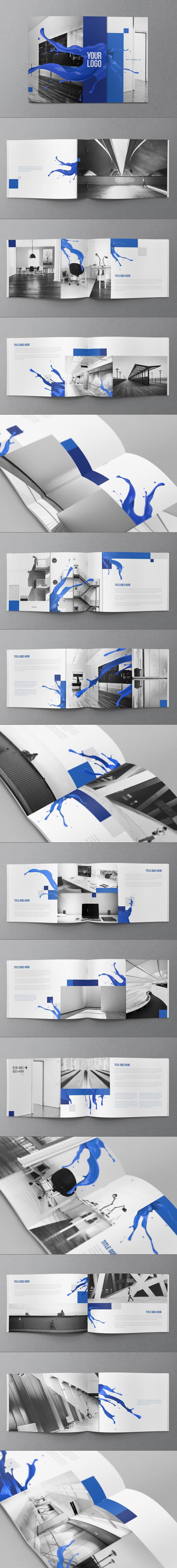 Creative splash Brochure