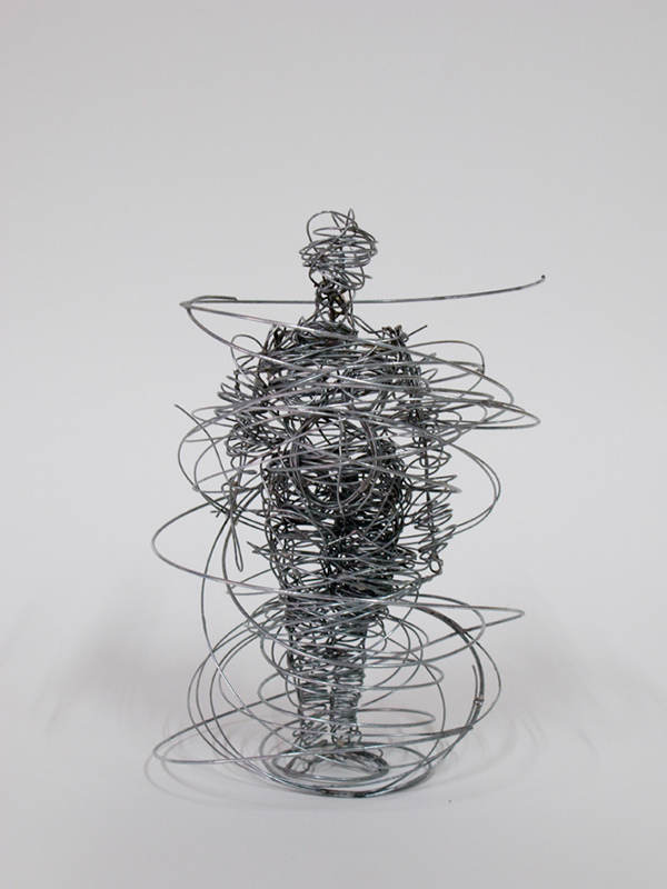 Wire on behance for Wire art projects