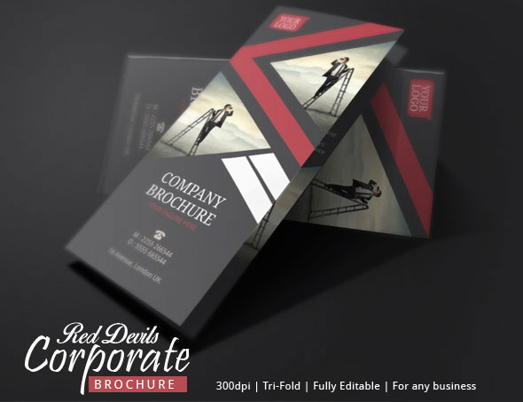 Favoloso Best Brochure Design For Your Business on Behance MW54