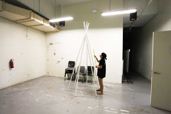 intervention Urban public Situationist temporary Space  solitude alone social experimental exploration