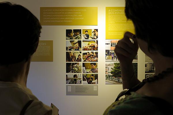 Exposição paredes de coura Portugal