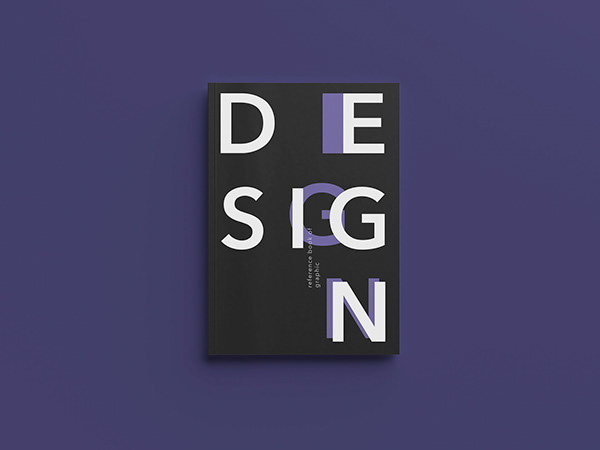 Reference book of graphic design