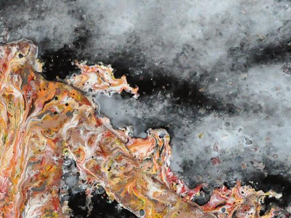 Zagara La double Vita Soil of Ardour figurative colorfull female concept model beauty nude dutch