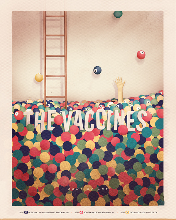 Download The Vaccines - Come Of Age (Deluxe Edition) (2012 ...