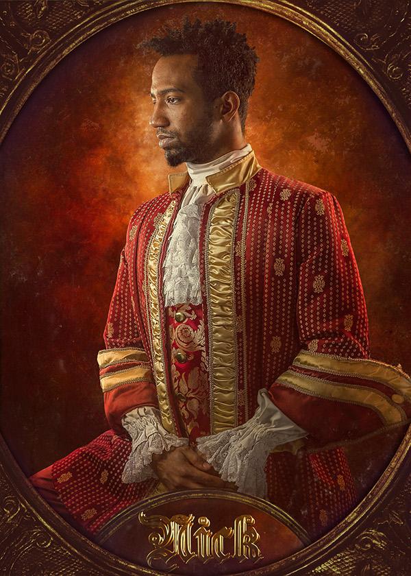 Royal Portraits on Behance  Royal