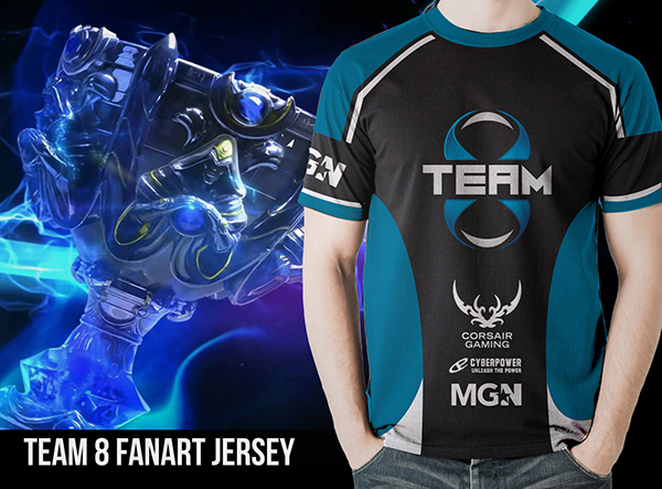 Esport jersey on behance malvernweather Images