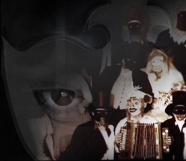 Masquerade oblivion art dark black mystery crazy mask masked underworld
