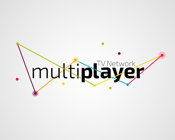 multiplayer tv network logos on behance