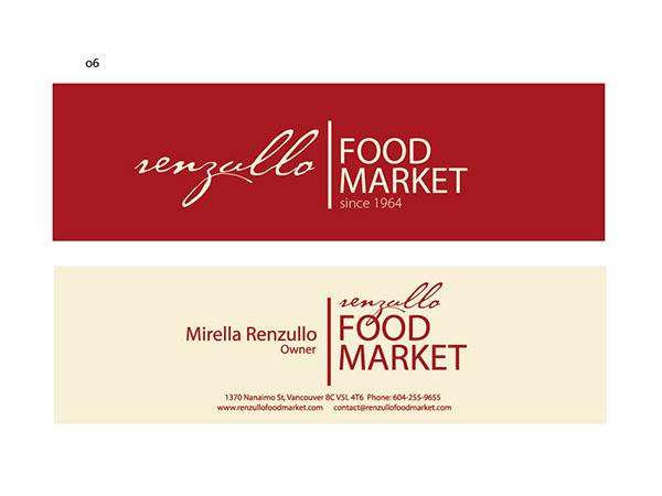 Renzullo Food Market Vancouver