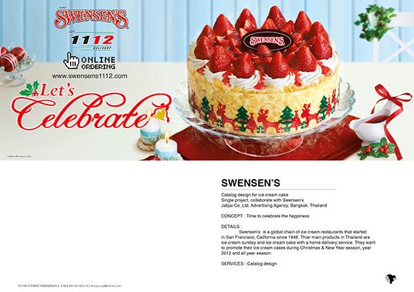 Swensen Ice Cream Cake Delivery