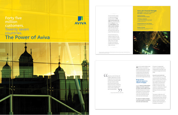 Financial Services Global Branding