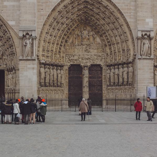 parigi-ville lumiere-notre dame