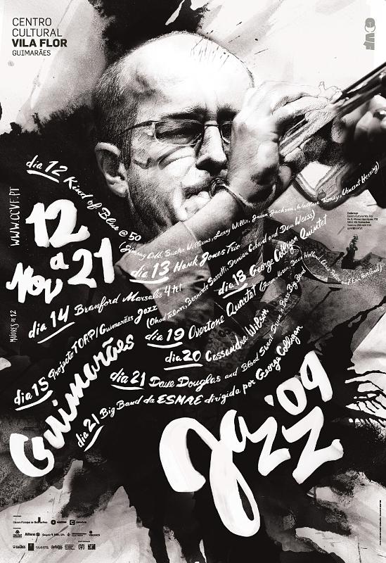 porto Portugal jazz poster