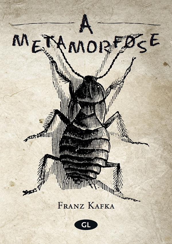 A metamorfose | Design de livro on Behance