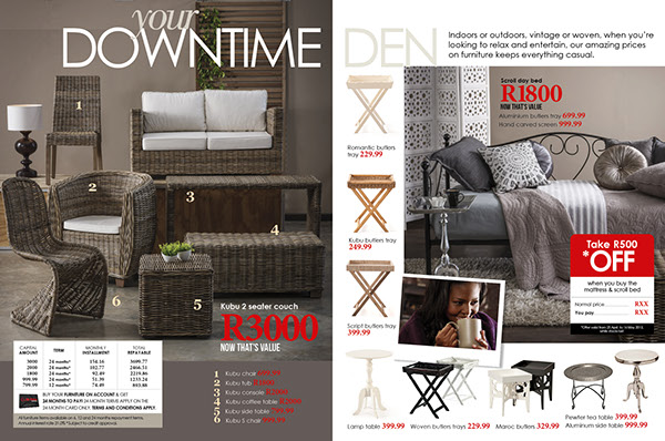 Mr Price Home Furniture Catalogue 39 13 Images Frompo