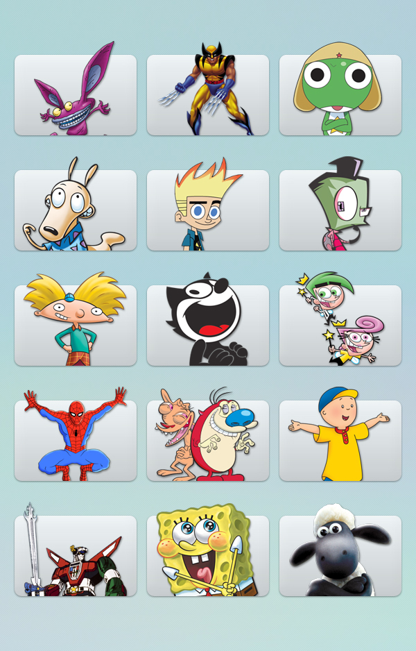 Just For Fun Drawings Education: Netflix Just For Kids -PS3 On Behance