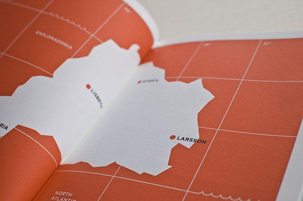 exploration Travel tourism book iceland Technology Guide exploring exploradonia Charley Harper