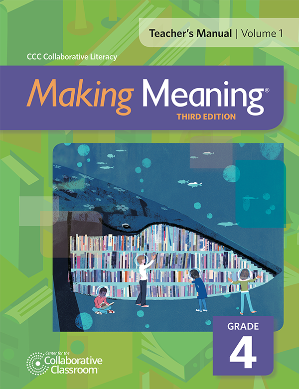Collaborative Classroom Making Meaning : Making meaning on behance