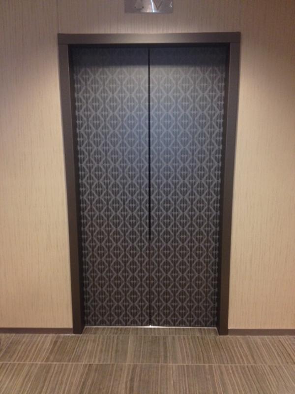Elevator Door Film On Behance