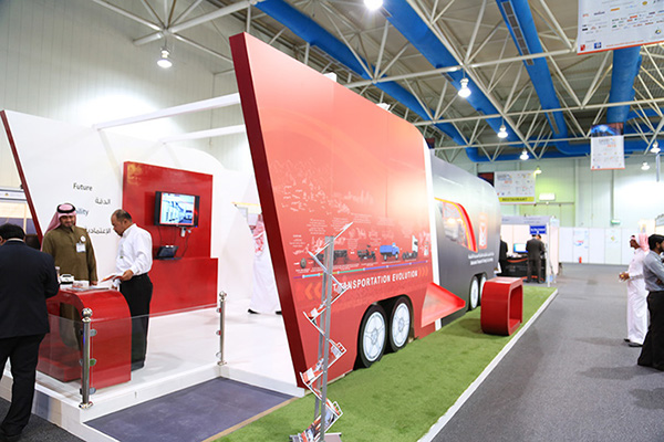 Exhibition Stand Transport : Bakhashab exhibition stand design concept on wacom gallery
