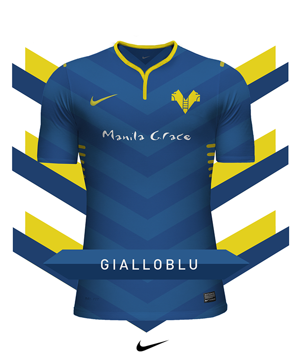 club jersey design nike on behance