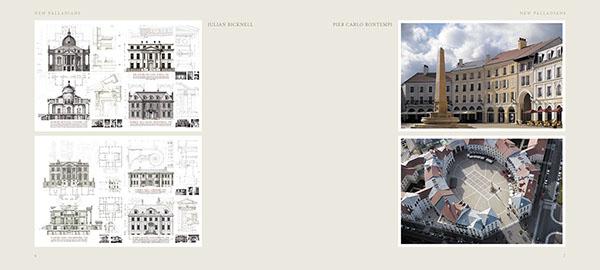Palladio architects Exhibition  Catalogue PFBE INTBAU riba