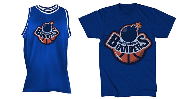 Bombers Team Logo Bombers Basketball Team