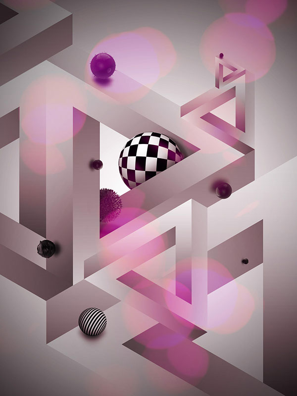 Poster Design Inspiration by Dariusz Maksimik