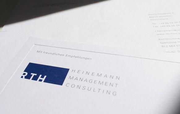 Heinemann Management Consulting On Behance